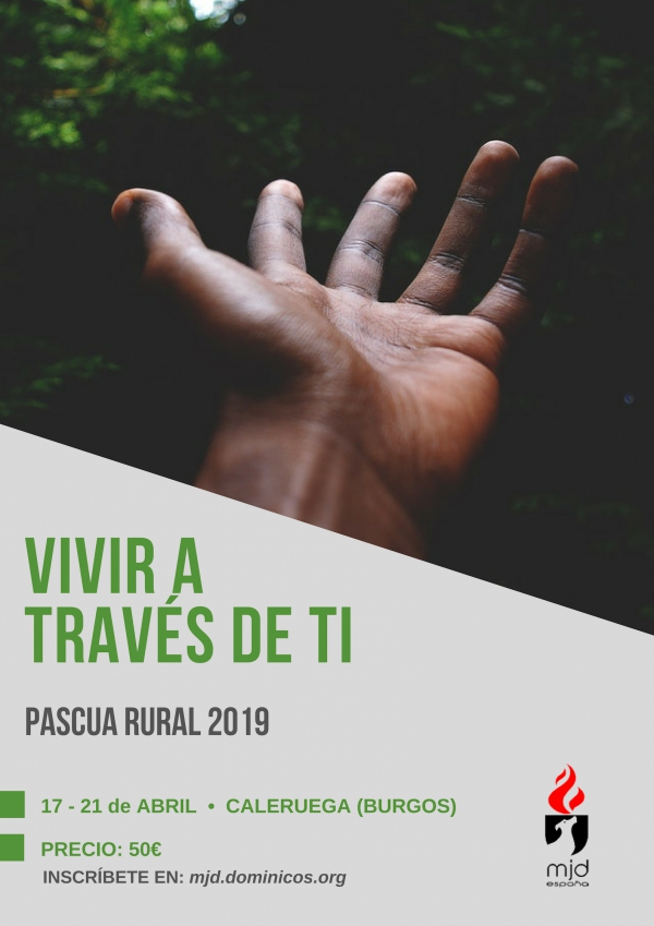 Cartel Pascua Rural MJD 2019